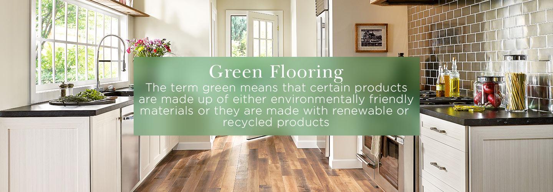 Green Flooring - Environmentally Friendly