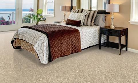 Wool Carpet Room Scene
