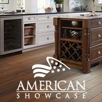 Save on American Showcase laminate this month at Abbey Carpet & Floor!